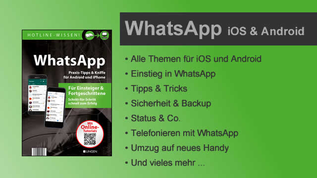 Buchvorstellung Hotline-Wissen WhatsApp